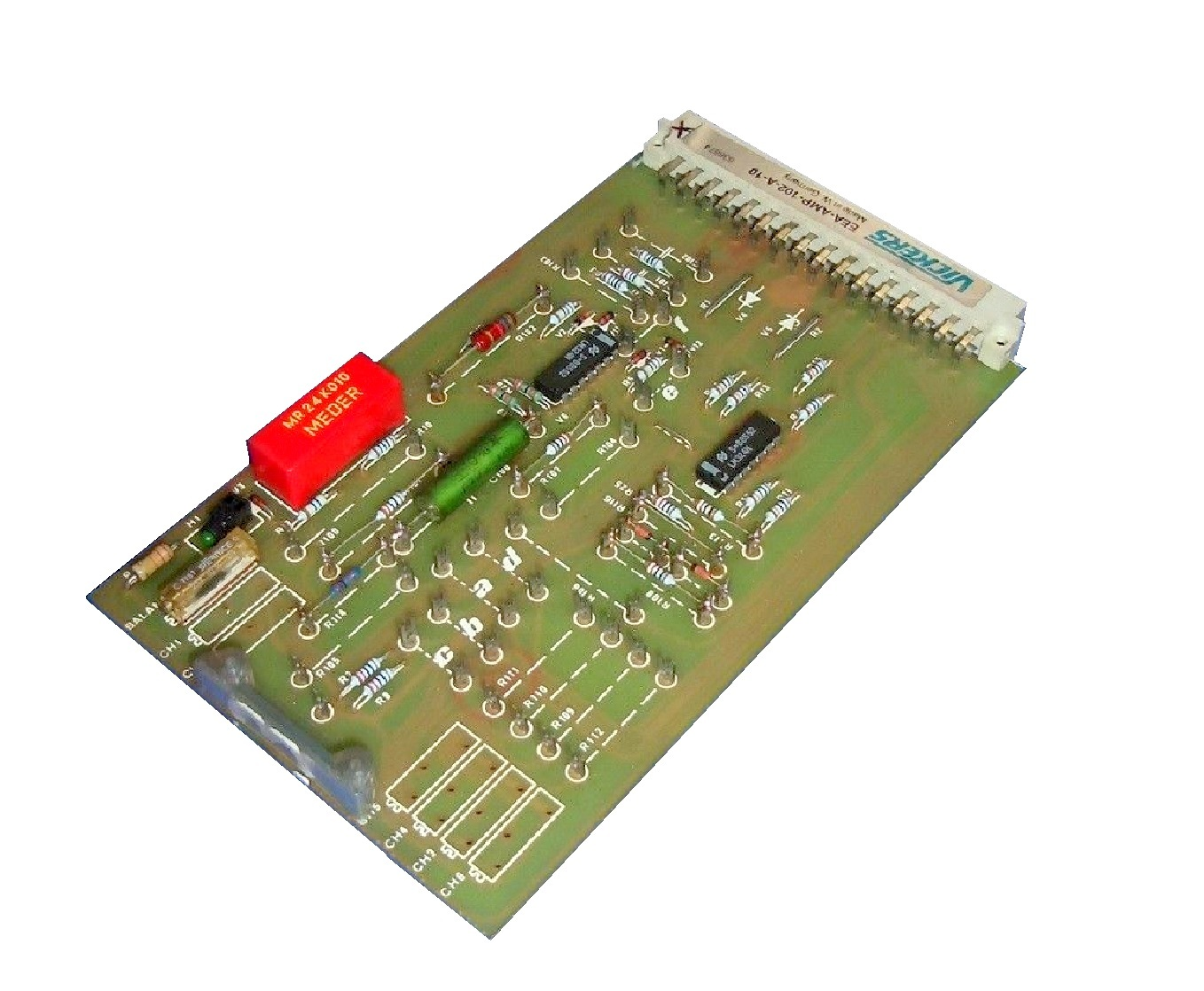 EEA-AMP-102 Amplifier Cards