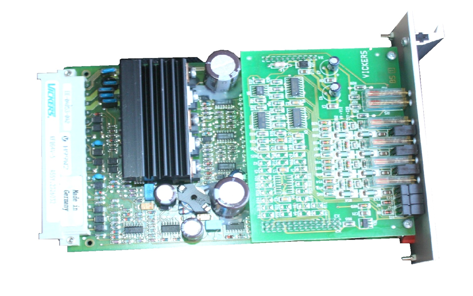 EEA-PAM-C-32 Amplifier Cards
