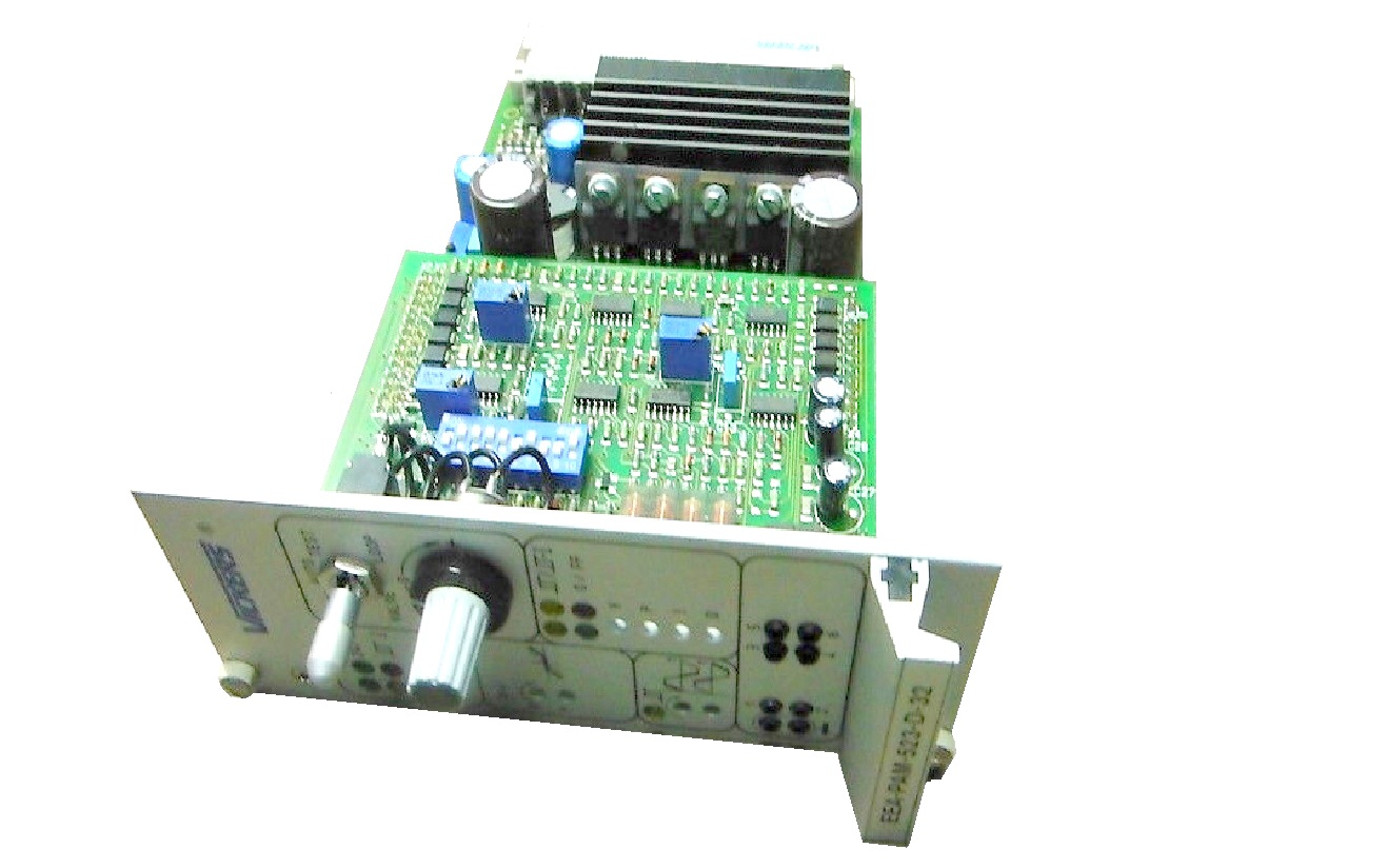 EEA-PAM-D-32 Amplifier Cards