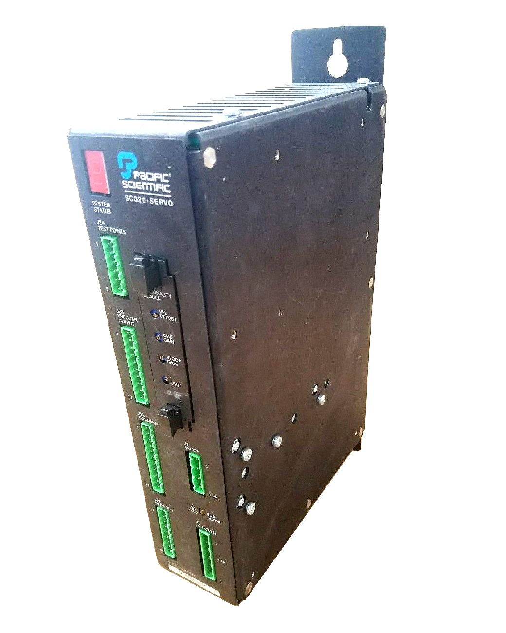 SC320 Series Servo Drive Controllers