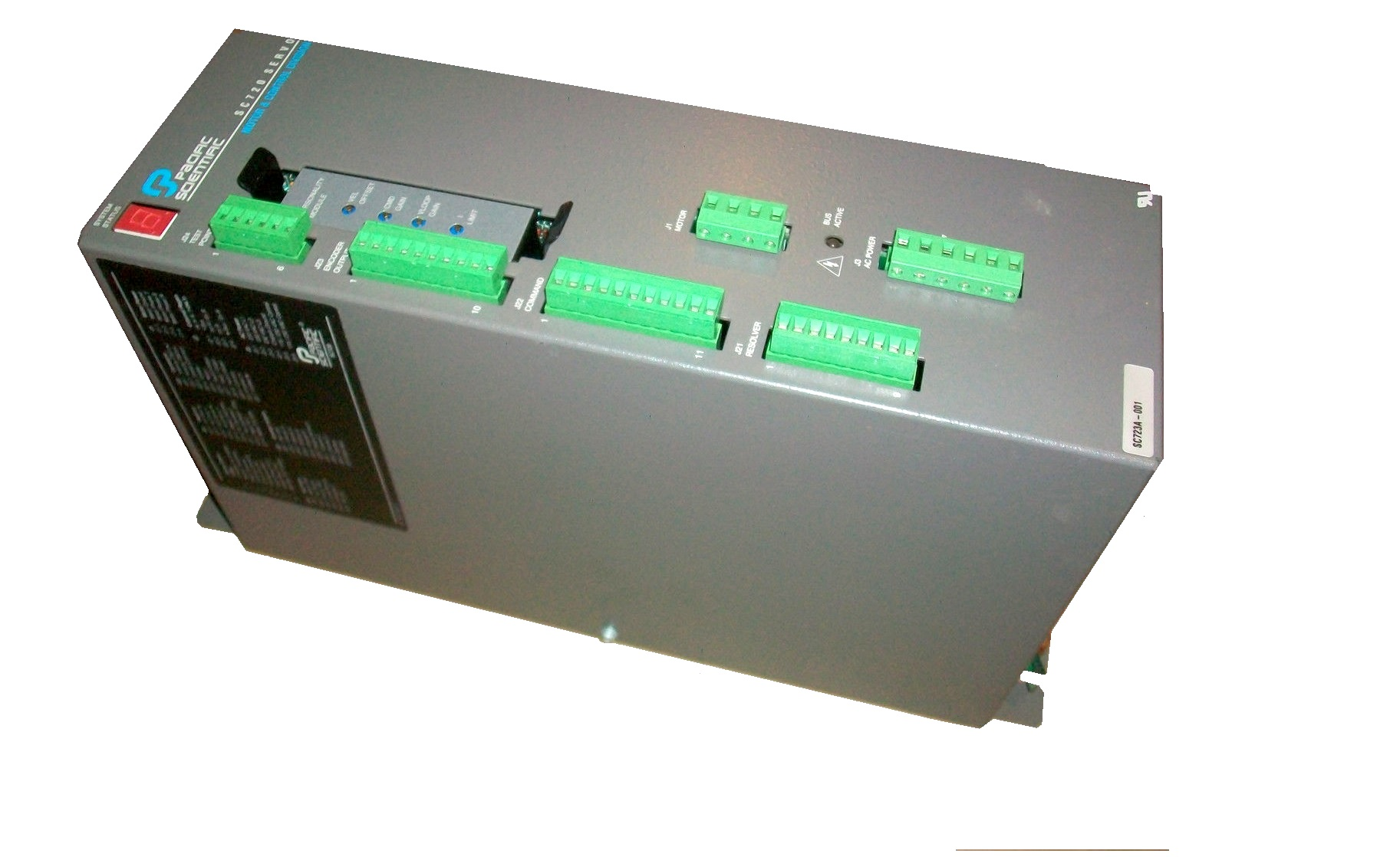 SC720 Series Servo Drives