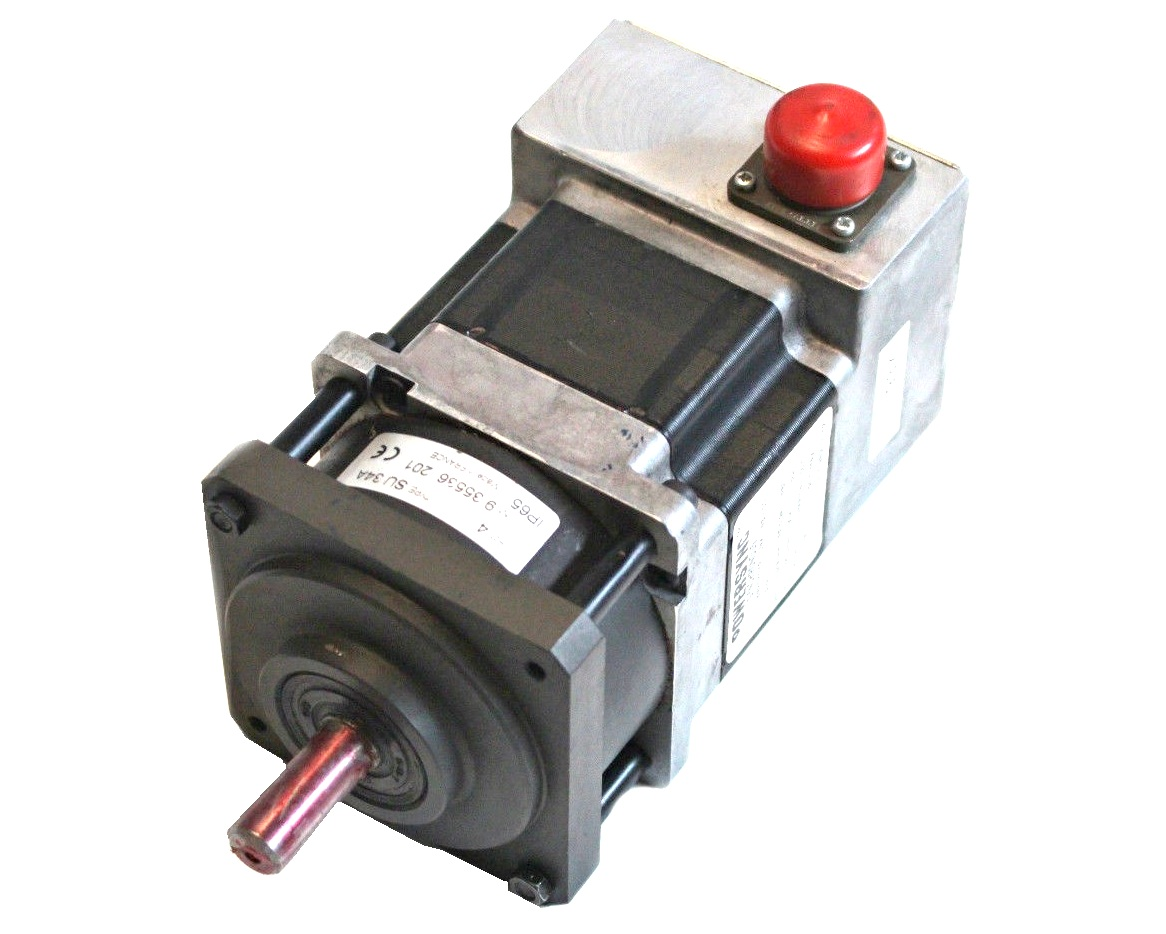 SN Series Synchronous Servomotors
