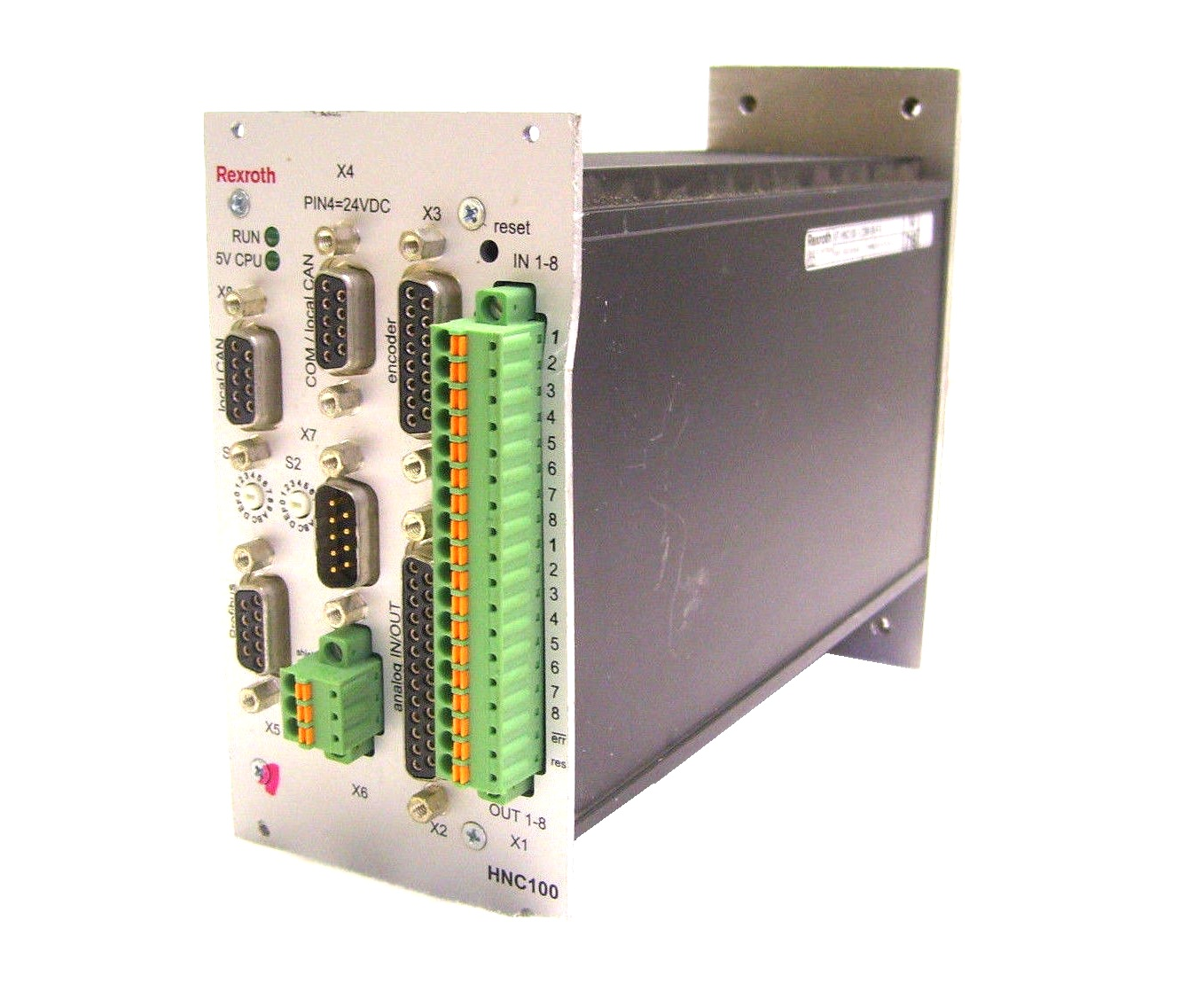 VT-HNC Axis Controllers