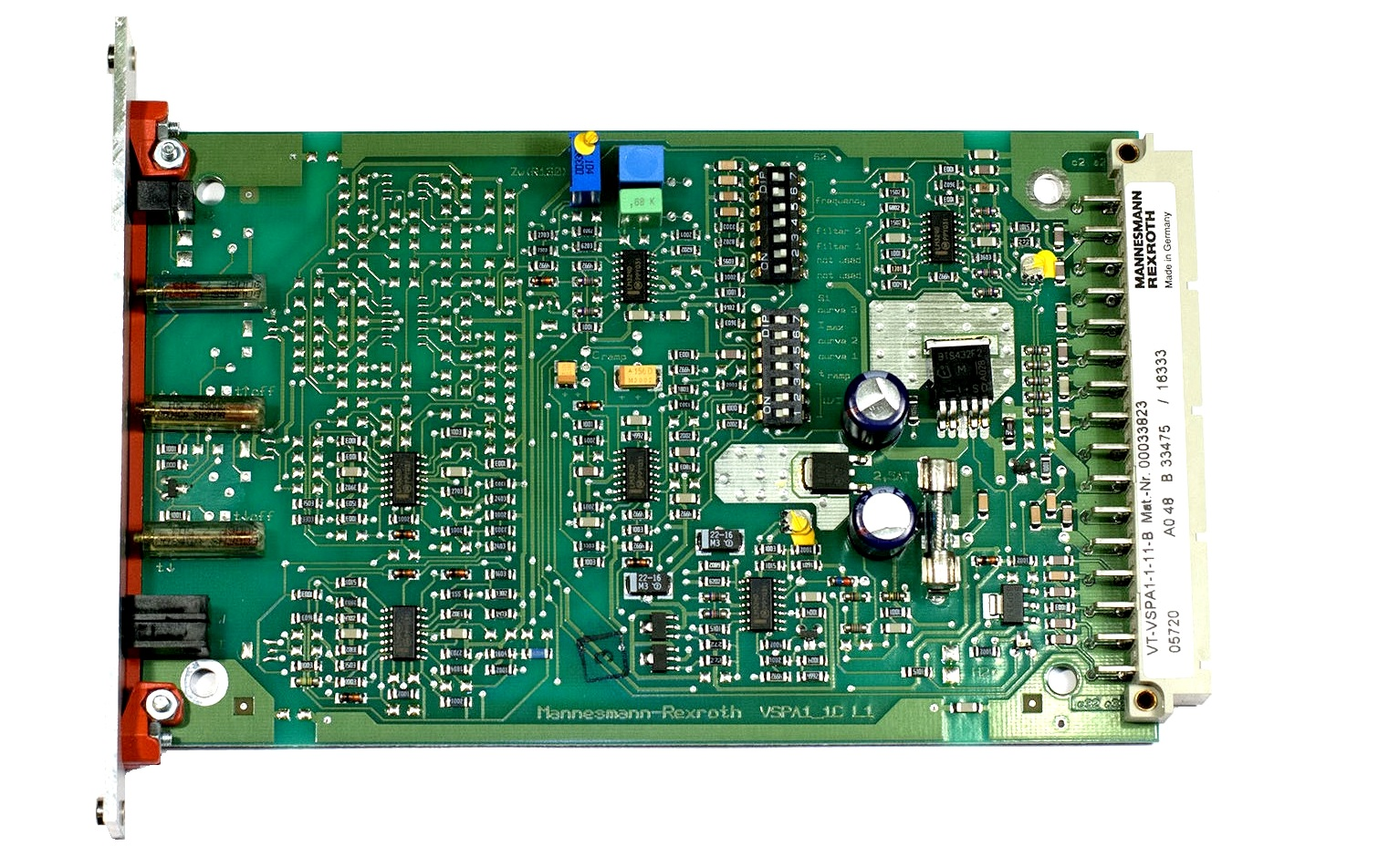 VT-VSPA Amplifier Cards