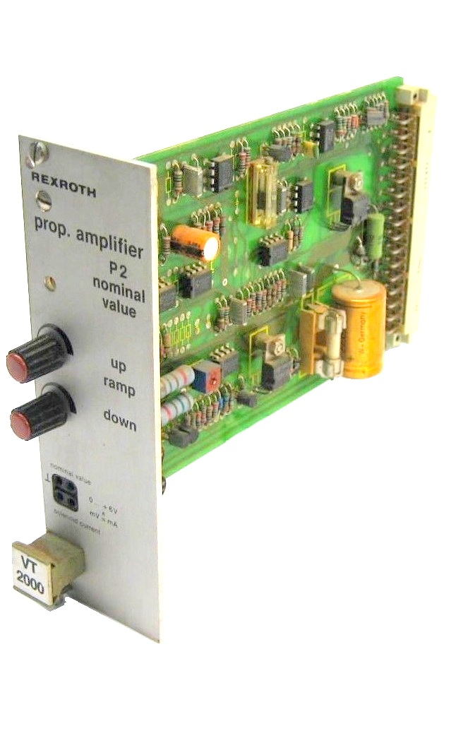VT2000 Amplifier Cards