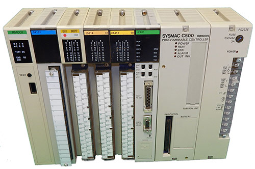 Sysmac CV500