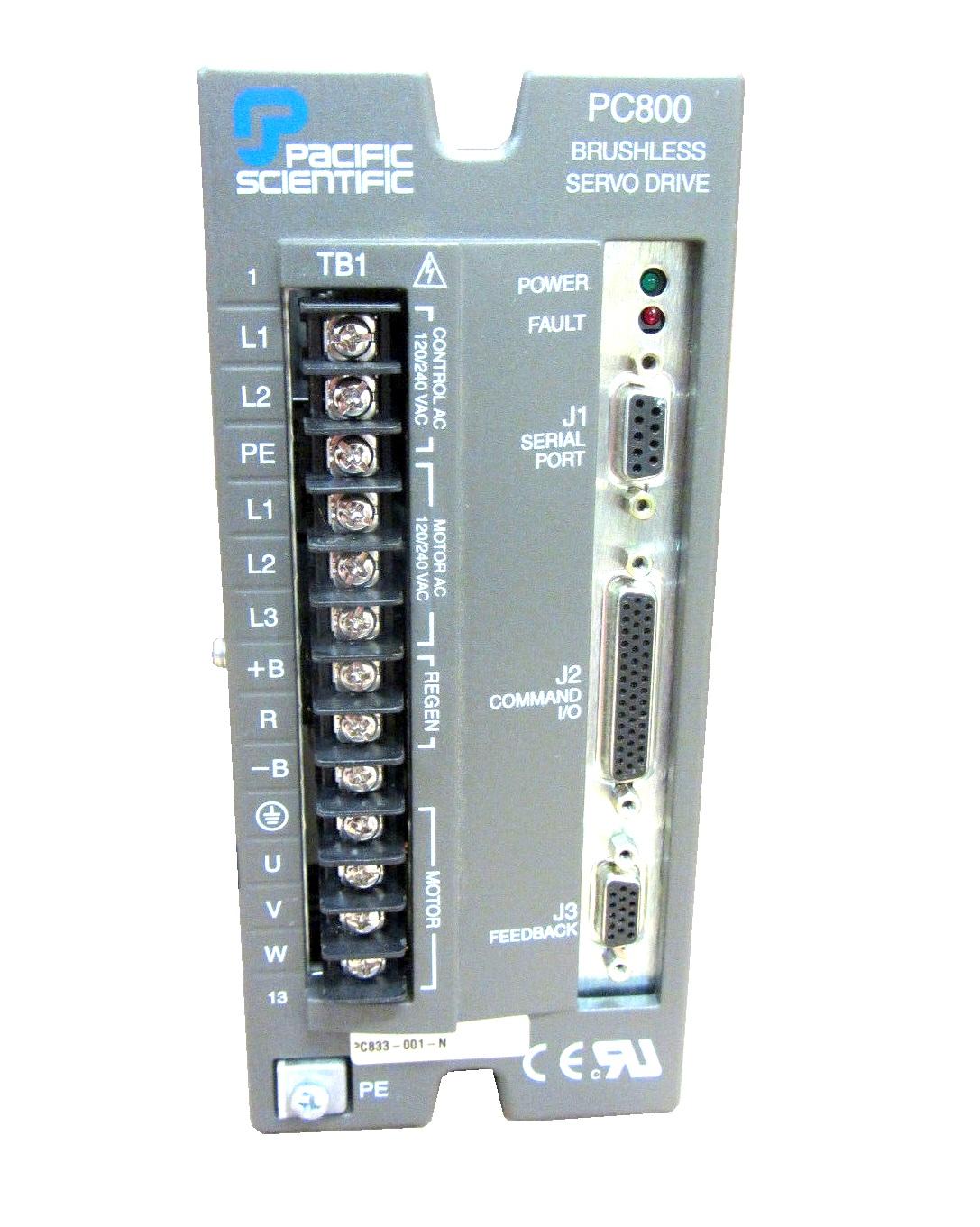 PC833-001-N-BA