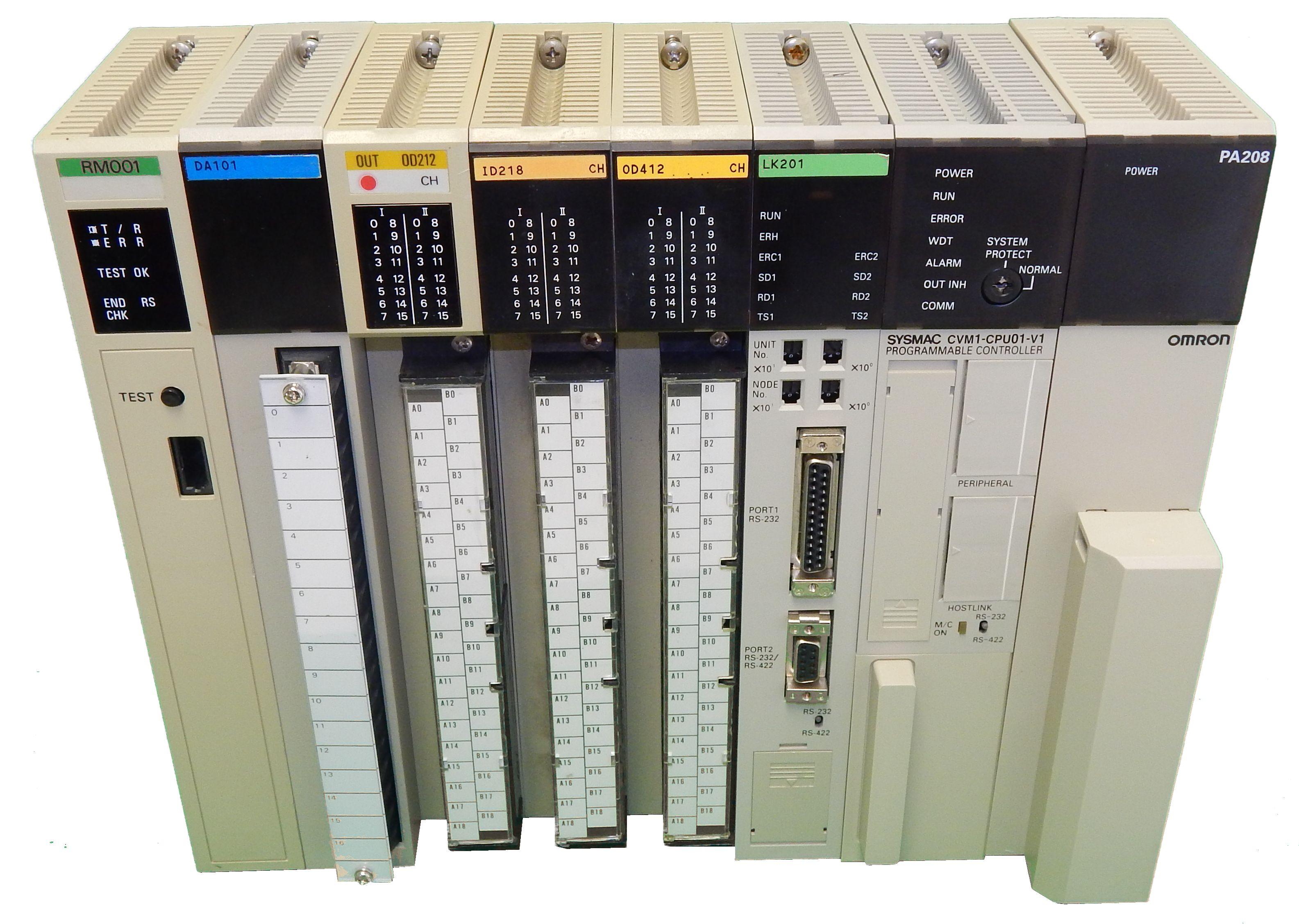 CVM1-CPU21-EV2