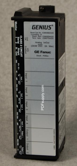 IC660EBA020