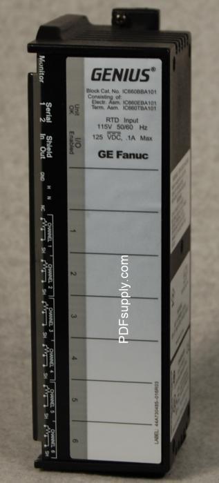 IC660EBA101