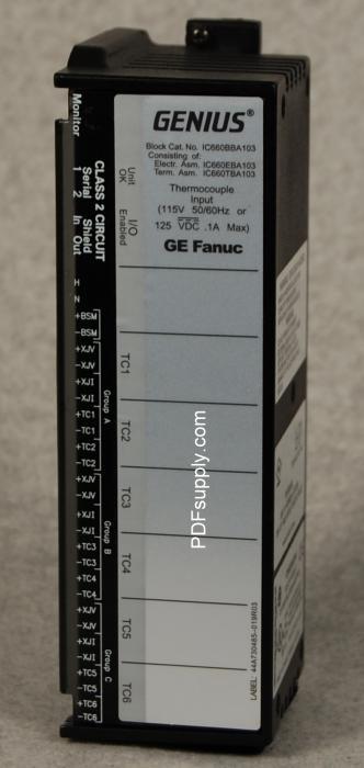 IC660EBA103