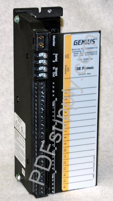 IC660TBD110