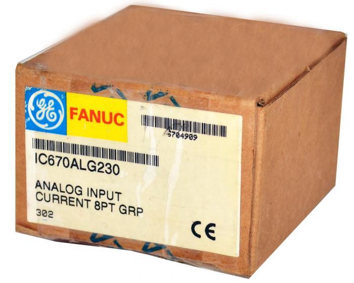 IC670ALG230