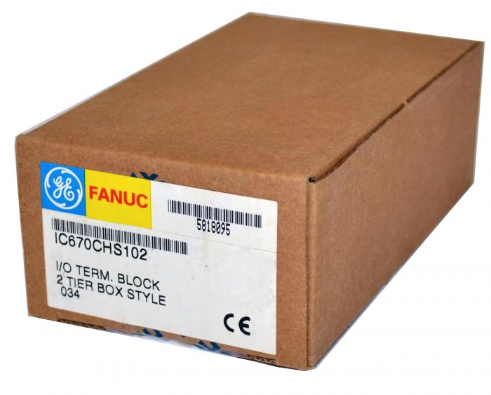 IC670CHS102