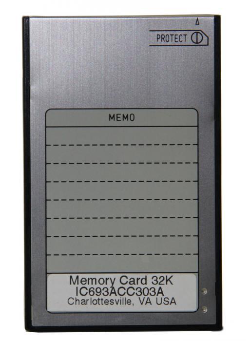 IC693ACC303
