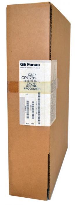 IC697CPU781